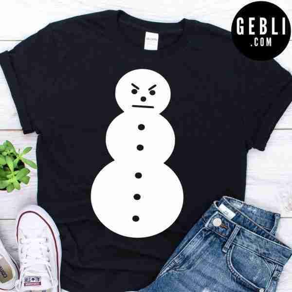 young jeezy snowman shirt