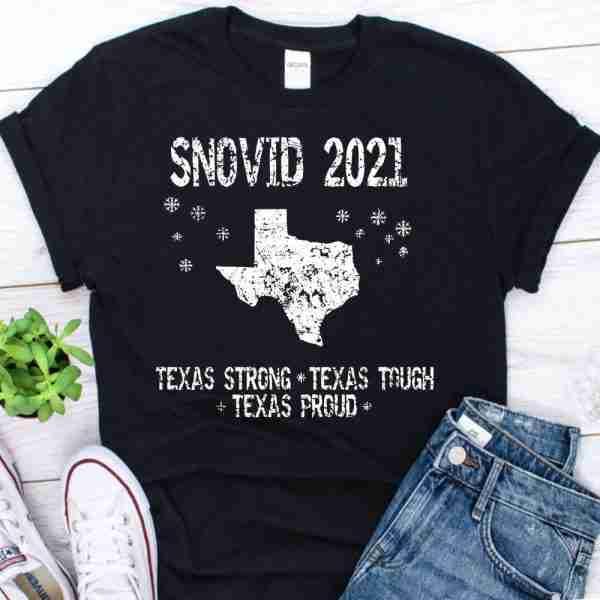 snovid 2021 t shirt